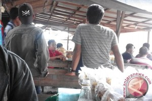 Jalan Trans Kalimantan Palangka Raya-Buntok Ramai Pemudik