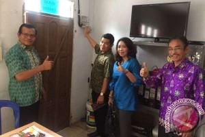 Mantap! Enam Desa di Bartim Dialiri Listrik