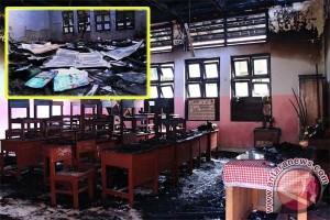 Gedung SDN-1 Palangka Raya yang Terbakar Belum Diperbaiki, Kenapa?
