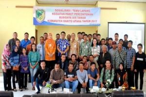 Pemkab Barito Utara Sosialisasikan Budi Daya Ikan Air Tawar