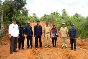 Sip! Pemkab Barut Buka Jalan Penghubung Pedalaman Kecamatan Teweh Timur