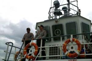 Duh! KM Karya Bersama Tenggelam di Perairan Seruyan