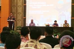BPS Kalteng Latih Petugas Sensus Ekonomi Asal Kotim dan Seruyan
