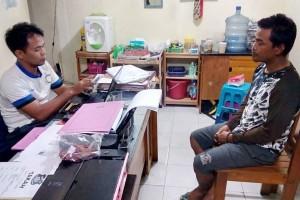Ancam Bunuh Mandor Perusahaan Sawit Gumas, Imur Tidur di Sel