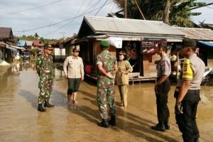 Terdampak Banjir, 4 Kecamatan di Kabupaten Kapuas Berstatus Tanggap Darurat
