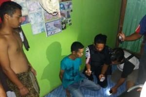 Lagi Asyik Transaksi, Polres Bartim Berhasil Tangkap Bandar Sabu