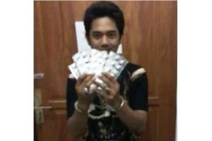 Pedagang Keliling di Teweh Selatan Jual Zenith Ditangkap Polisi