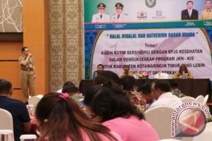 Waduh! 9.263 Pekerja Kotim Belum Didaftarkan Jadi Peserta JKN-KIS