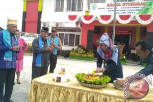 Pada Perayaan HUT ke-78, Bupati Sebut Kecamatan Bulik Telah Bertransformasi Jadi Modern