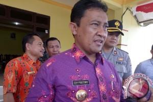 Pemerintah Desa Agar Terapkan Aplikasi Siskeudes, Kata Bupati Pulpis