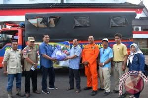 Pemprov Kalteng Salurkan Bantuan Untuk Korban Banjir Barito Utara