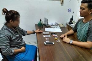 Waduh! Ibu Muda di Sampit Diduga Edarkan Sabu