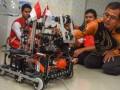 Pemenang Kompetisi Robotik Internasional