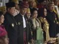 Para Mantan Presiden Hadiri HUT RI di Istana