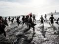 Denjaka Peringati Upacara HUT RI di Pantai