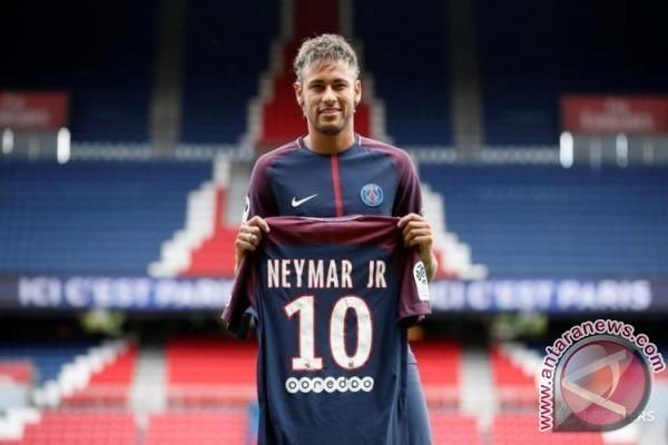 Neymar Setuju Bayar Denda Pajak