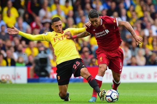 Liverpool Dipaksa Imbang Watford