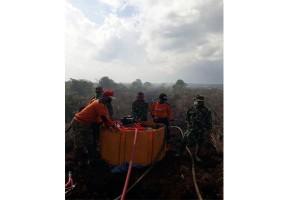 Waduh! Sekitar 51 Hektare Lahan Telah Terbakar di Kotawaringin Timur