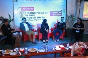 """Pemuda Dayak Diajak Jadi """"Technopreneur"""""""