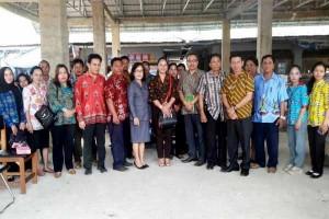 DPRD Bartim Tinjau Pasar Temenggung Djaya Karti dan Beringin