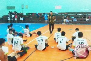 Tim Futsal Kalteng U-23 Siap Berlaga di FFI Championship
