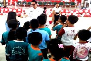 Wabup Minta Orang Tua Lebih Memperhatikan Perkembangan Anak