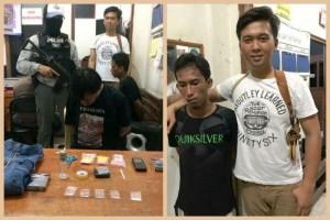 Polisi Tangkap 2 Orang Pemilik Sabu-sabu