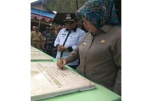 Pelaksanaan Pembangunan Infrastruktur Rp37 Miliar Mulai Dilaksanakan