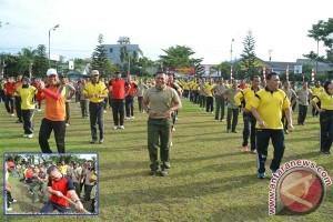 TNI dan Polri di Kotim Perkuat Sinergitas
