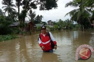 Banjir Bandang Gunung Timang Mulai Surut