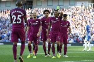 Manchester City Kalahkan Pendatang Baru Brighton & Hove Albion