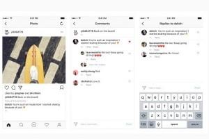 Pembaruan Terbaru, Instagram Kelompokkan Komentar Seperti Facebook