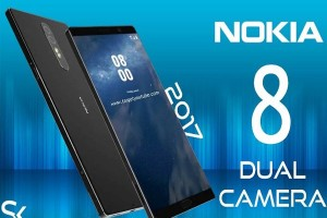 Akhirnya! Nokia 8 Resmi Dirilis