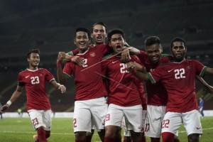Hore! Timnas Sepakbola Indonesia Taklukkan Filipina saat Laga SEA Games