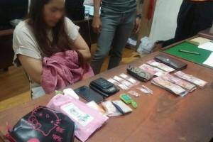 Waduh! Polres Barito Utara Tangkap IRT Pengedar Narkotika