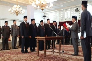 Gubernur Kalteng Akui Ketidaknyamanan Perombakan Pejabat Eselon