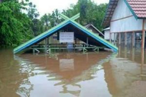 Waduh! 26 Desa di Murung Raya Terendam Banjir