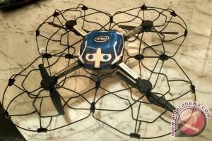 Ini Drone Untuk Countdown Asian Games 2018