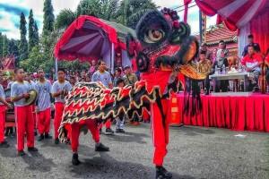 Ribuan Warga Kobar Antusias Saksikan Karnaval Kemerdekaan
