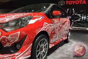 Ini Unik! Toyota Agya Edisi Spesial Dengan Doodle HUT RI