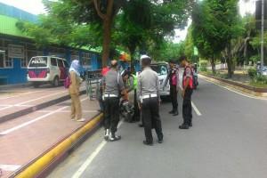 Polres Kobar Intensifkan Penindakan Pelanggaran Lalu Lintas