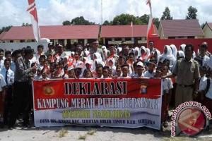 BNK - Polres Seruyan Bentuk Desa Bebas Narkoba