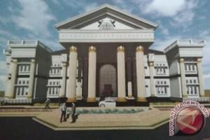 Pembangunan Rumah Bupati Barito Utara Segera Diselesaikan