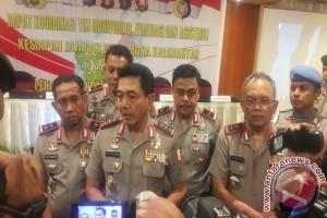 4 Kapolda di Kalimantan Dikumpulkan Bahas Karhutla