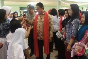 Forum Anak Daerah Serahkan 10 Permintaan ke Pemkab Pulpis