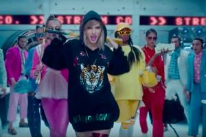 Video Klip Taylor Swift Pecahkan Rekor YouTube