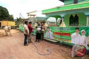 Hendra Lesmana Hadiri Peringatan Tahun Baru Islam di Menthobi Raya