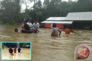 Banjir Diperkirakan Masih Terjadi di Lamandau