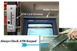 Polisi Tangkap Pencuri Uang Nasabah Bank di ATM