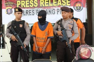 Ini Pembobol Gudang PT Indomarco Pulpis Ditangkap Polisi